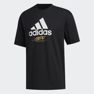 【adidas官方旗艦館】TAIPEI 短袖上衣 男(GJ0293)