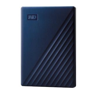 【WD 威騰】My Passport for Mac 2TB 2.5吋USB-C行動硬碟