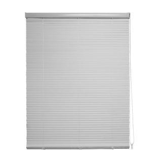 PVC百葉窗簾-S型 90X190CM-淺灰