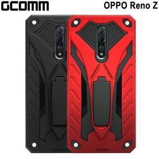 【GCOMM】OPPO Reno Z 防摔盔甲保護殼 Solid Armour(OPPO Reno Z)