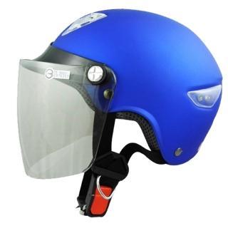 【S-MAO】素色 多色可選 男女通用 附鏡片 兒童雪帽(安全帽│機車│內襯│鏡片│GOGORO T1)
