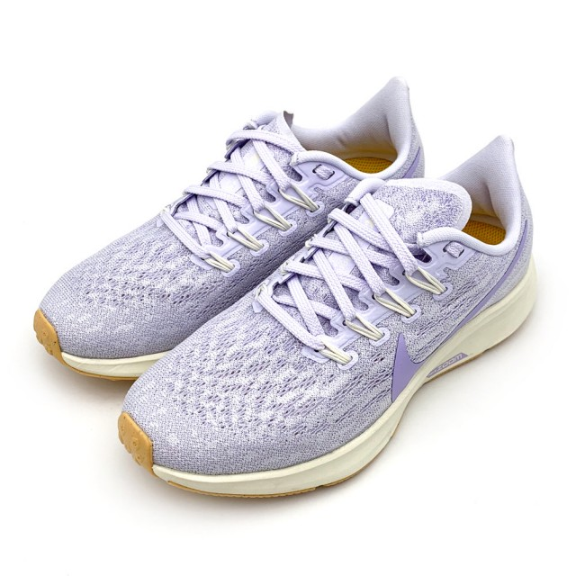 【NIKE 耐吉】AIR ZOOM PEGASUS 36 女 跑步鞋 紫(AQ2210005)