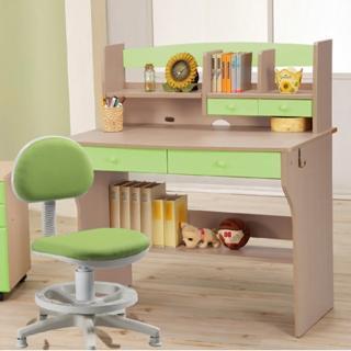 【C&B】天才學童超值兒童書桌椅組(四色可選)