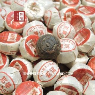【茶韻】嚴選迷你沱進階款2006年韻遠小熟沱600克量販包茶葉春節禮盒(大魚大肉好夥伴.隨時隨地喝好茶)