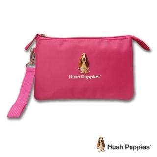 【Hush Puppies】巴吉度輕巧攜帶化妝包