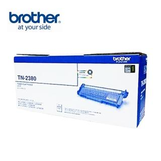 【Brother 兄弟牌】TN-2380 原廠高容量黑色碳粉匣