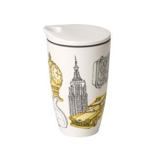 【Villeroy&Boch】城市咖啡隨行杯-紐約(10.4115.9620)
