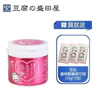 【豆腐盛田屋】玉之輿 豆乳優格敷膜 玫瑰香(150g)