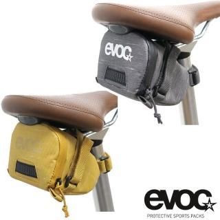【eVOC德國】SEAT BAG TOUR-中-魔鬼氈式座墊包/座管袋-兩色