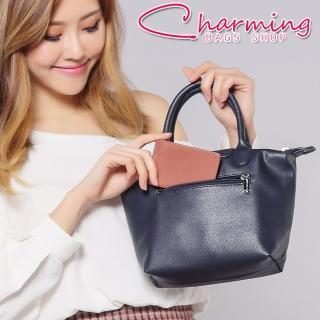 【Charming Bags】Fashion翻蓋水餃包(LG-896-FA-W)