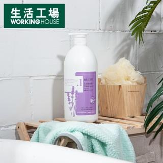【生活工場】Bright淨心薰衣草洗髮乳1200ml