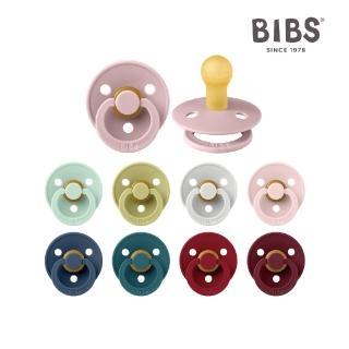 【丹麥BIBS】COLOUR安撫奶嘴(丹麥奶嘴 可加購專用奶嘴蓋)