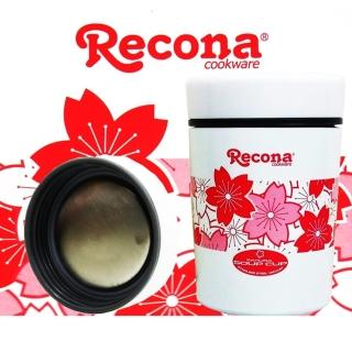 【Recona】櫻花燜燒罐500mlx1內蓋不繡鋼