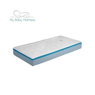 【My Baby Mattress】ANDY中床-天絲棉Nucol System高韌性獨立泡棉嬰幼兒床墊(14cm)