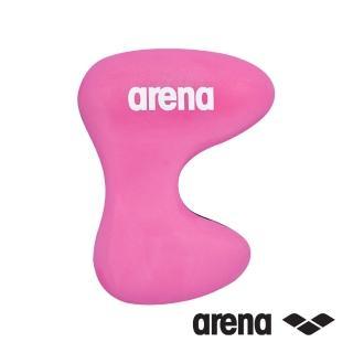 【arena】PMS6637 游泳訓練夾腳浮板 粉紅色