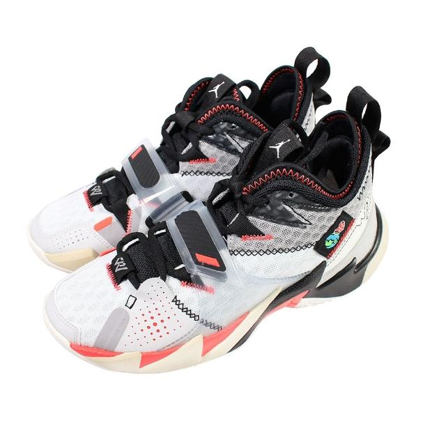 【NIKE 耐吉】大童 JORDAN WHY NOT ZER0.3 GS 籃球鞋 - CD5804101