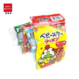 【OYATSU 優雅食】點心餅-小雞汁 串裝(20gx5包)