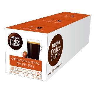 【Nestle 雀巢】Dolce Gusto 咖啡膠囊-837口味任選(16顆x3盒)