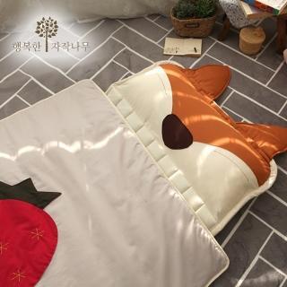【The zazak】韓國手工製兒童睡袋(加大版- 狐狸款)