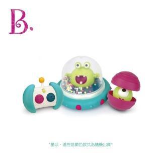 【B.Toys】迴轉遙控車-呱呱撞火星