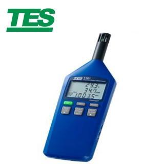 【TES 泰仕】TES-1160 溫度/濕度/大氣壓力計(溫度計 溼度計 大氣壓力計)