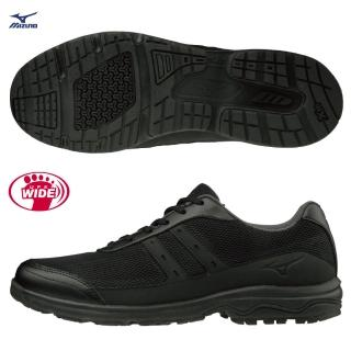 【MIZUNO 美津濃】LD AROUND 2 超寬楦男款健走鞋 B1GC202709(健走鞋)