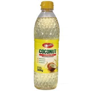 【Rasaku樂味福】烹飪烘焙專用椰子油500ml(馬來西亞進口)
