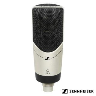 【SENNHEISER】德國 聲海 MK4 大振膜電容式麥克風(SH504298)