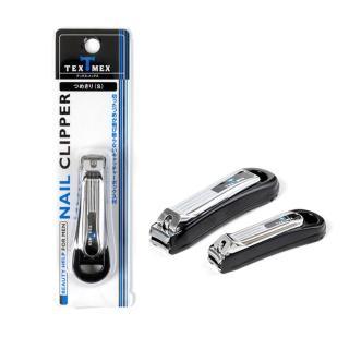 【TEX-MEX】型男炭素鋼指甲剪-S 1入