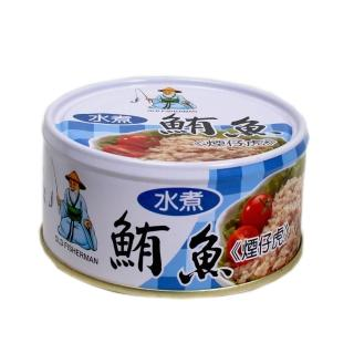 【同榮】水煮鮪魚180g*3入(煙仔虎)