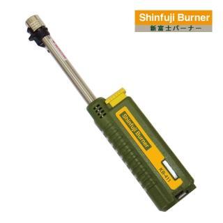【SHINFUJI 新富士】伸縮小型瓦斯噴槍-綠(瓦斯噴槍)