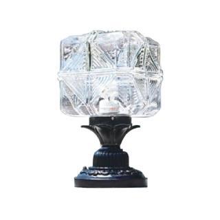 【大巨光】台製現代風1燈門柱燈(LW-09-5856)