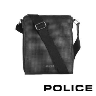 【POLICE】限量2.5折起 義大利潮牌 經典前衛側肩包 福利品特價(PRYAMID系列 專櫃展示品99%新)