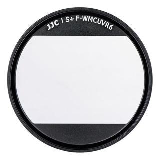 【JJC】超薄框L39 38層多層膜MC-UV保護鏡F-WMCUVR6(適Sony索尼RX100 V VI VII和Canon佳能G7X II III)