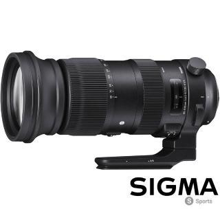 【Sigma】60-600mm F4.5-6.3 DG OS HSM Sports(公司貨)