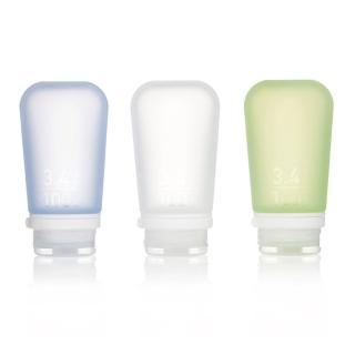 【Humangear】GoToob+分裝瓶三件組