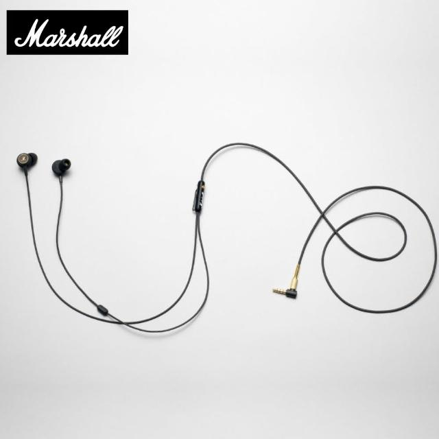 【Marshall】Mode EQ 入耳式耳機