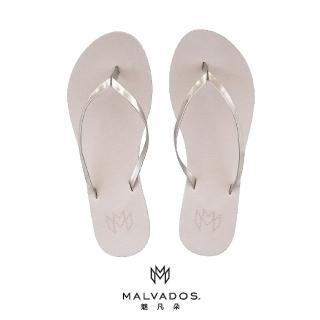 【Malvados 魅凡朵】時尚人字夾腳拖鞋 LUX 萊絲 - Pre-Nup 比翼前
