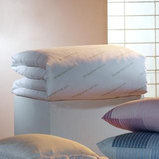【YES】涼夏親膚型 純天然100%AA級蠶絲被 KING歐式旗艦型(7×8尺 淨重3.5台斤)(天然純蠶絲領導品牌)