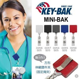【WCC】KEY BAK MINI-BAK 方形伸縮證件夾_固定背夾(單款販售)