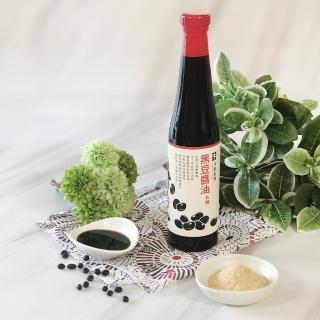 【限時88折】【YONGLIN SELECT 永齡選物】黑豆醬油_有糖(420ml)