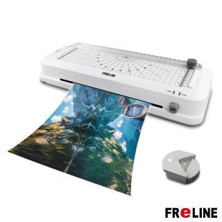 【FReLINE】FReLINE A4打孔多功能護貝機 FM-460