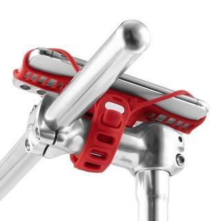 【Bone】Bike Tie Pro 3 單車手機綁 第三代 紅色(自行車手機支架 手機架)