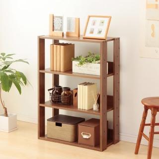 【IRIS OHYAMA】時尚分層收納架/書櫃寬60公分系列OWR-600(日式/分層/收納架/書櫃收納)