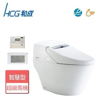 【HCG 和成】智慧型超級馬桶-此商品無安裝服務(AFC203G)