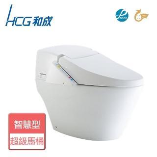 【HCG 和成】智慧型超級馬桶-此商品無安裝服務(AFC208G)