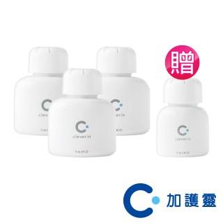 【Cleverin 加護靈】日本Cleverin加護靈-新網購優惠組E(緩釋凝膠150gx3、緩釋凝膠60gx1)