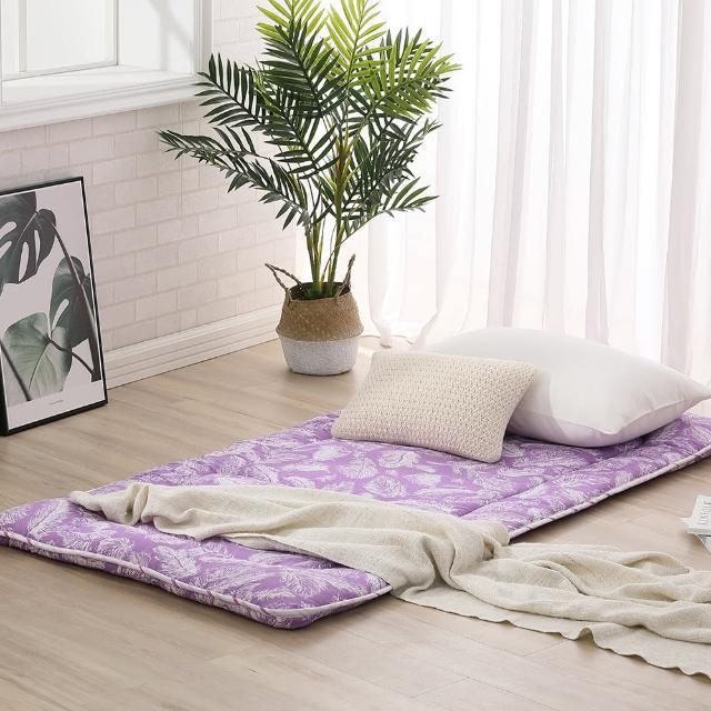 【LAMINA】紫之羽日式床墊5cm_台灣製(單人)/