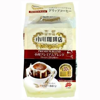 【Ogawa 京都小川咖啡】經典混合濾泡咖啡包80g