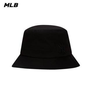 【MLB】素色基本款紐約洋基隊漁夫帽(32CPHE011-50L)/